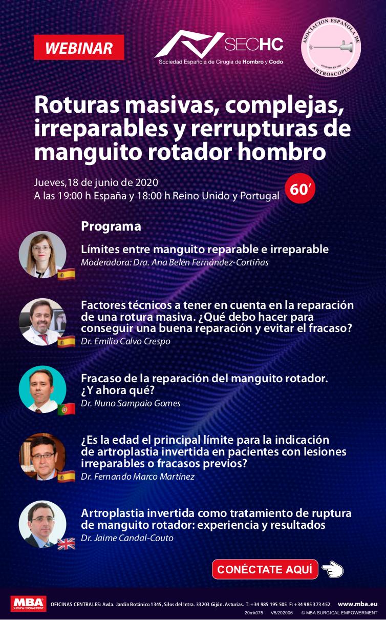 webinar espanha
